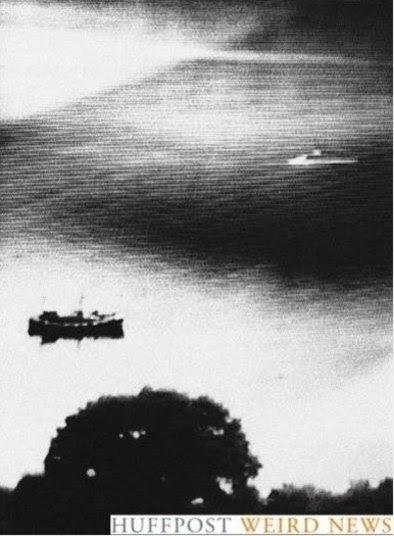 Essa foto é de agosto de 1983 e foi feita pelo fotógrafo Erik Beckjord. Sabe que lugar é esse? O Lago Ness, na Escócia!