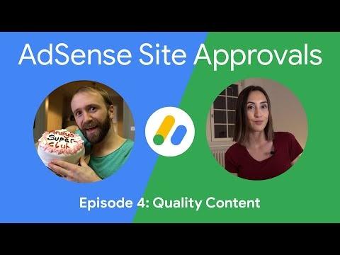 Kiến thức Google Adsense - Nội dung chất lượng trên Google AdSense (Phần 4)