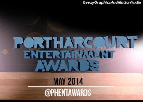 Portharcourt Entertainment Awards Nominees List.