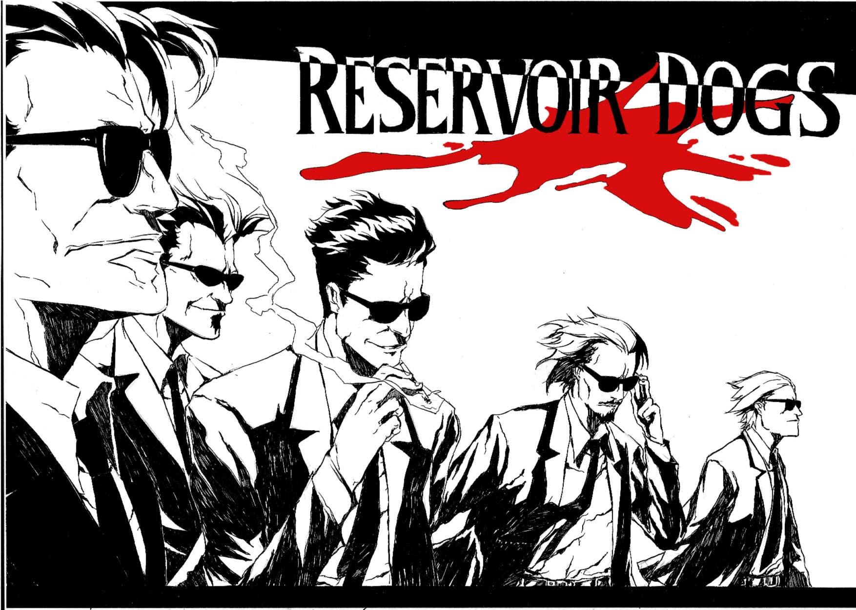 Movie - reservoir dogs Wallpaper