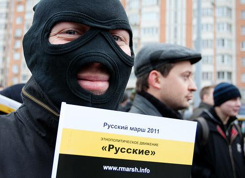 """Участник """"Русского марша - 2011"""" by hegtor"""