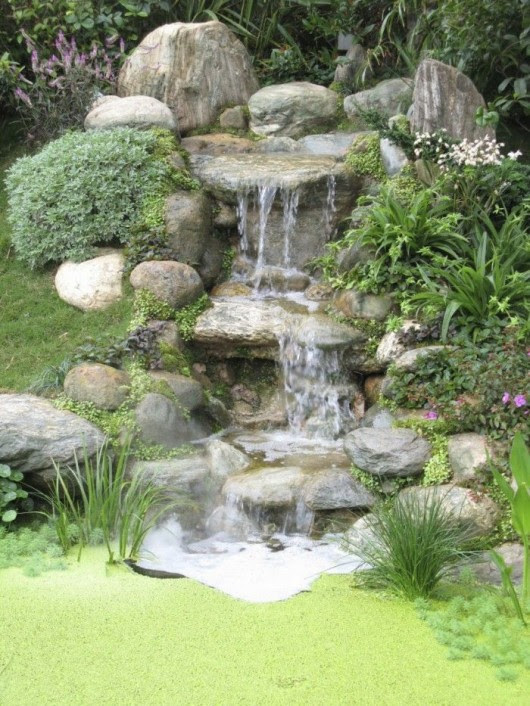 DIY Garden Ideas: 10 Garden Waterfalls and Inspiration Ideas