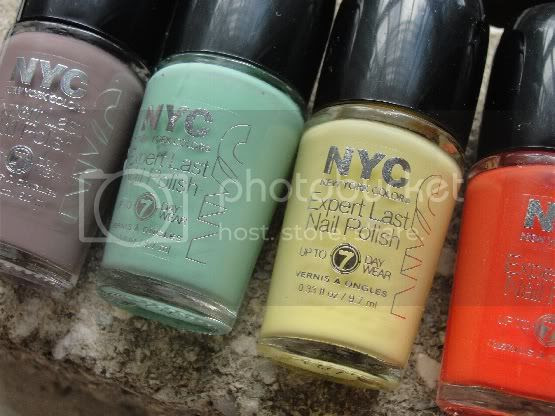 MyOwnJudge New York Color Nail Polish