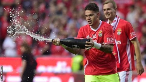 Manchester City close to signing Ederson Moraes