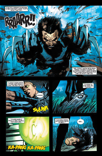 WOLVERINE: WEAPON X #3 page 4