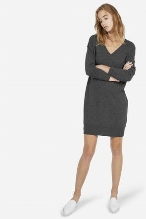 Everlane Cashmere Sweater Dress