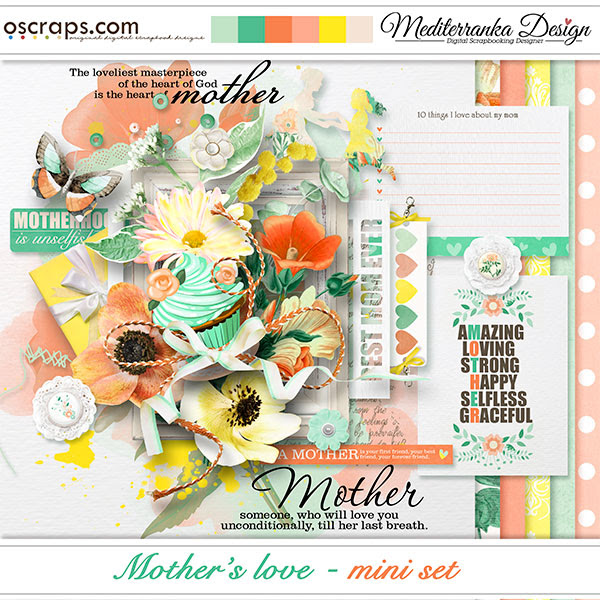 Mother's love (Mini set)