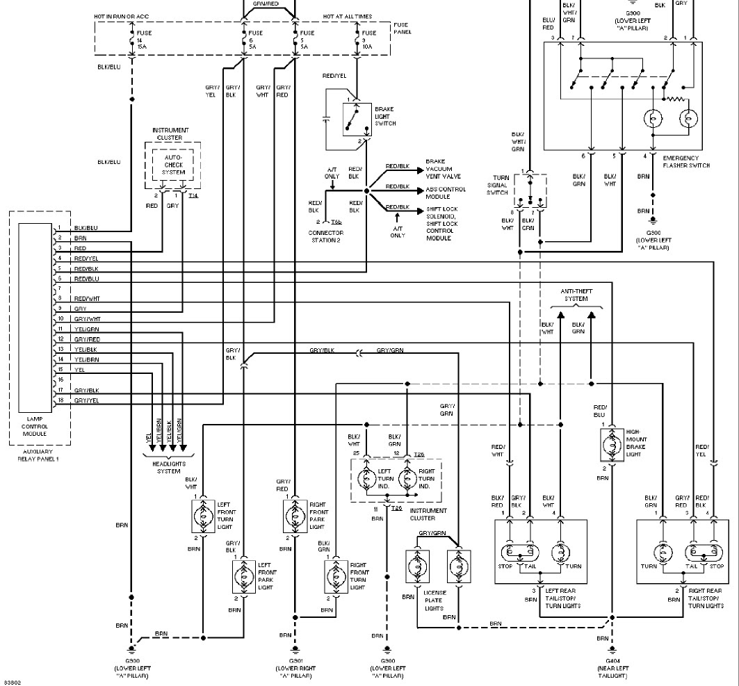 C8a5 Citroen C4 Abs Wiring Diagram Wiring Resources