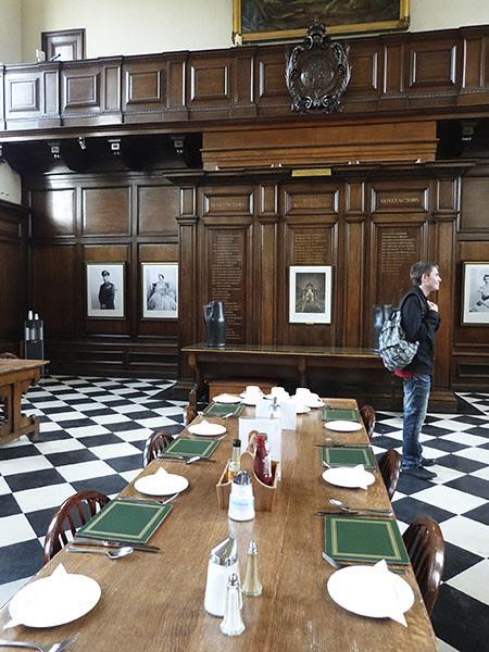 table de wellington