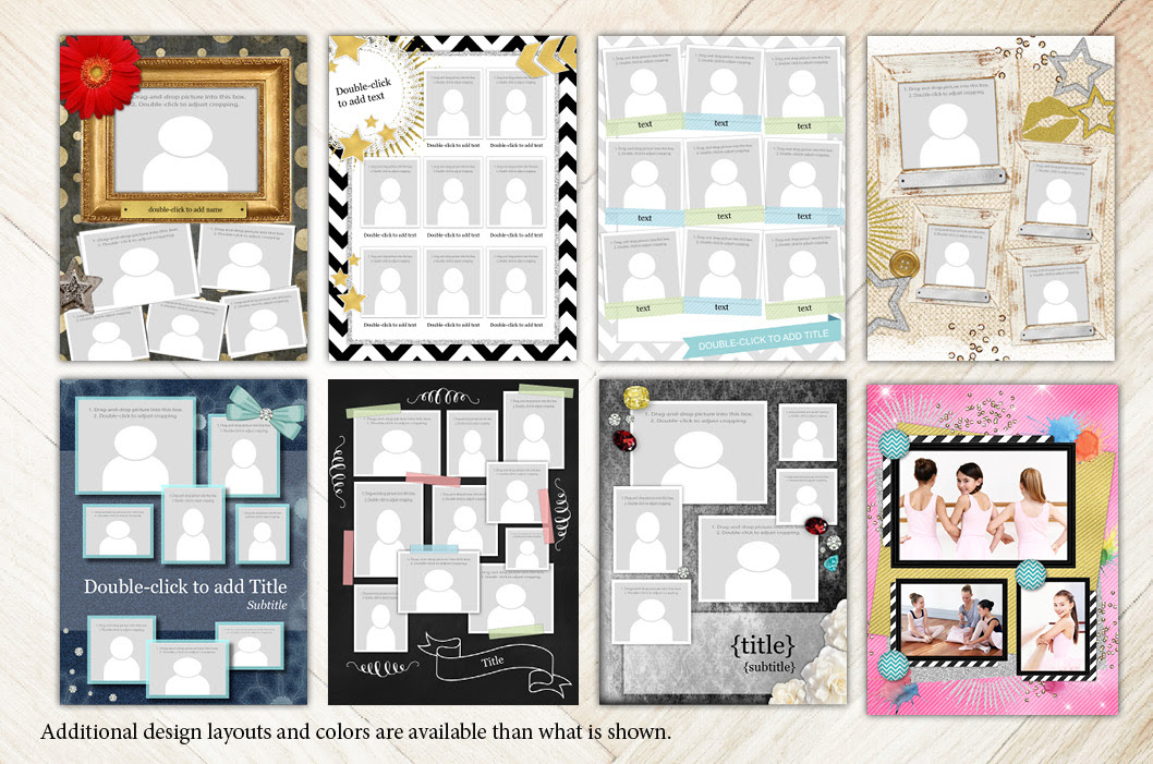 Free Software To Make Your Own Scrapbook Pages And Much More