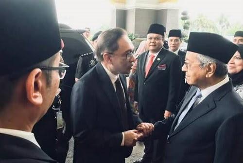 Anwar pemimpin utama dalam Majlis Presiden PH