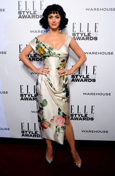 Katy Perry Katy Perry attends the Elle Style Awards 2014 at one Embankment on February 18, 2014 in London, England.