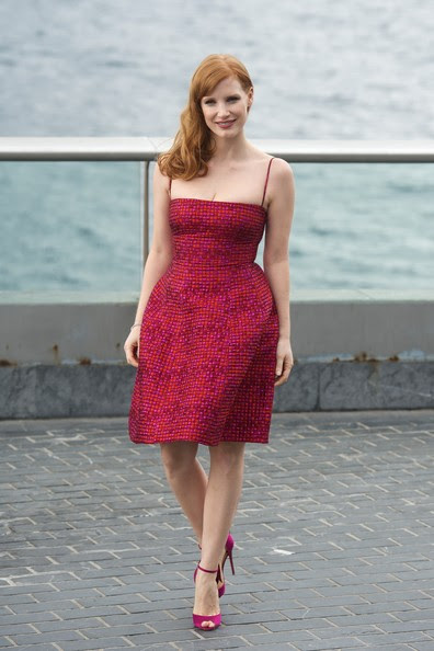Jessica Chastain - 'The Disappearance of Eleanor Rigby' Photo Call