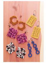 Crochet Earrings II Crochet Pattern
