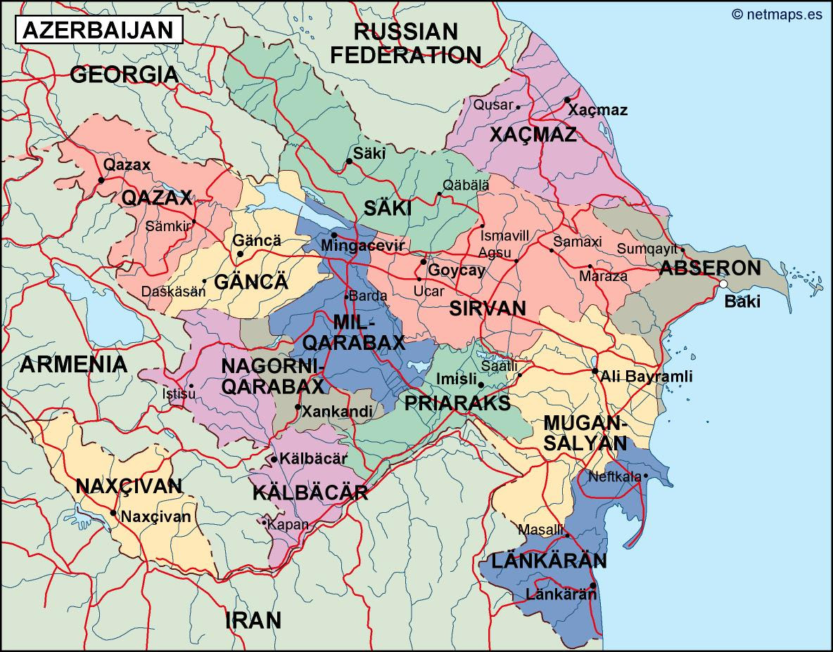 Aserbaidschan Politi