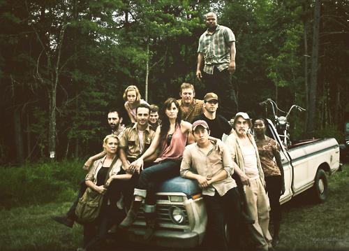The Walking Dead as Th...