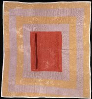 Housetop – center medallion - by Gloria Hoppins c. 1975
