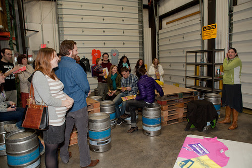 BSDFF Launch Party @ Big Sky Brewing 2012