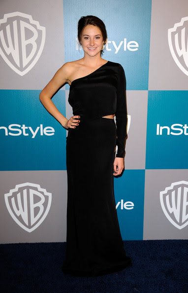 Shailene Woodley - 13th Annual Warner Bros. And InStyle Golden Globe Awards After Party - Arrivals