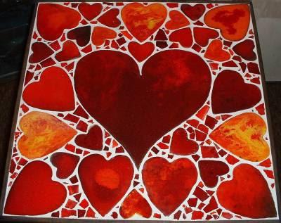 Nancyartscraftsfavorites Mosaic Table Tops Glass Dining