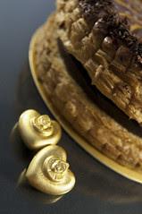 Gold Leaf Fève, Pierre Hermé Paris, Aoyama
