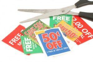coupons 300x199 INSTANT SURVIVAL TIP:  Ingredients vs. Prepared  Foods