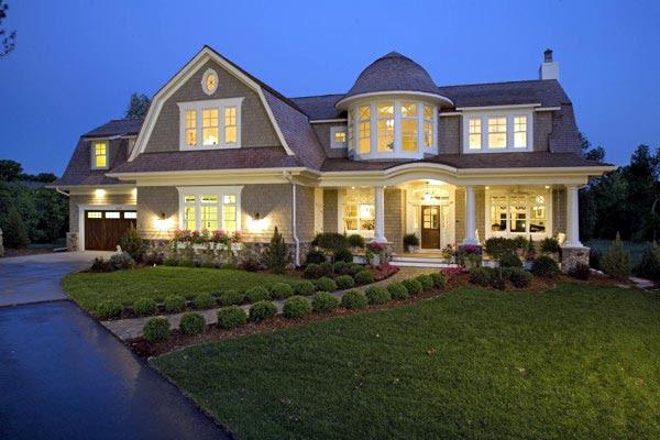 Barn Style Luxury Ho