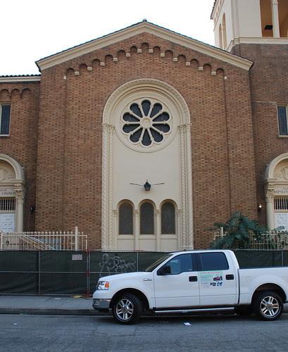 Second Baptist Church Building