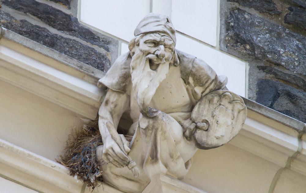 CCNY Sparrow Nest