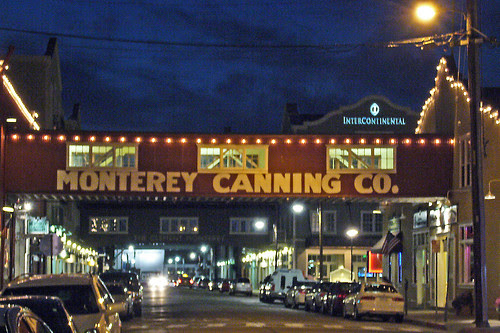 Monterey Canning Co. on Cannery Row