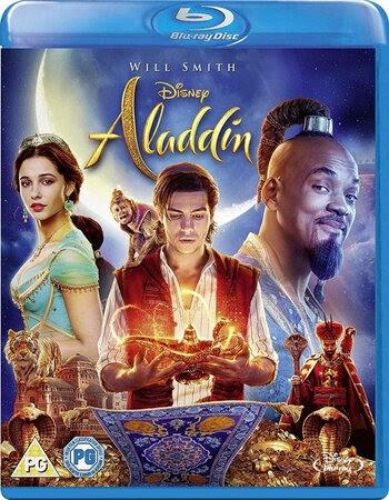 Download Aladdin (2019) 720p BluRay x264 Dual Audio [Hindi (Cleaned) - English 2.0] ESubs