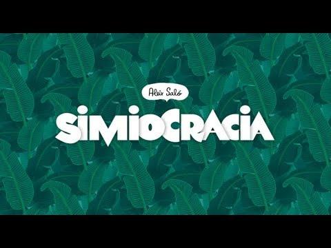 video con el corto Simiocracia