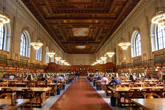 Photos of New York Public Library, New York City