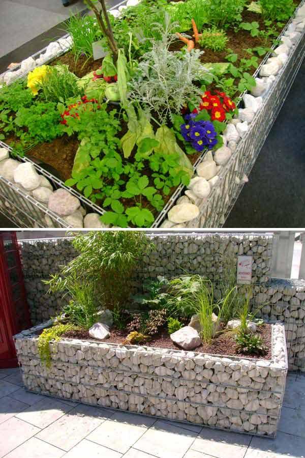 Garden Bed Edging Ideas Woohome 25