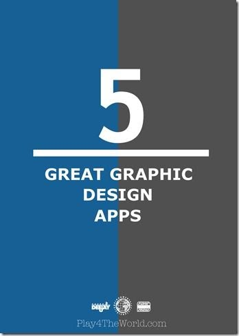Illustrations Posters 5 Great Graphic Design Apps You