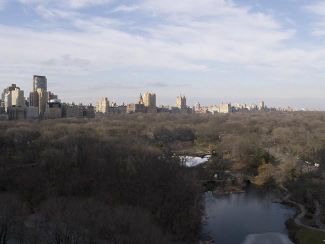Above Central Park