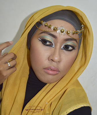 Middle East Make Up 1