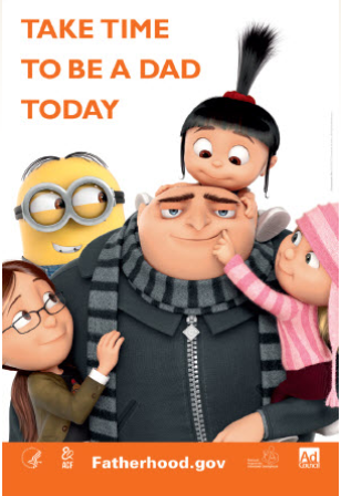 image of characters from the movie Despicable Me
