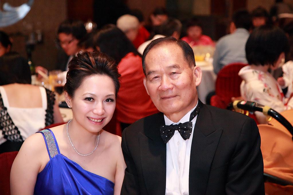 漢廷 & 江璐 結婚之囍
