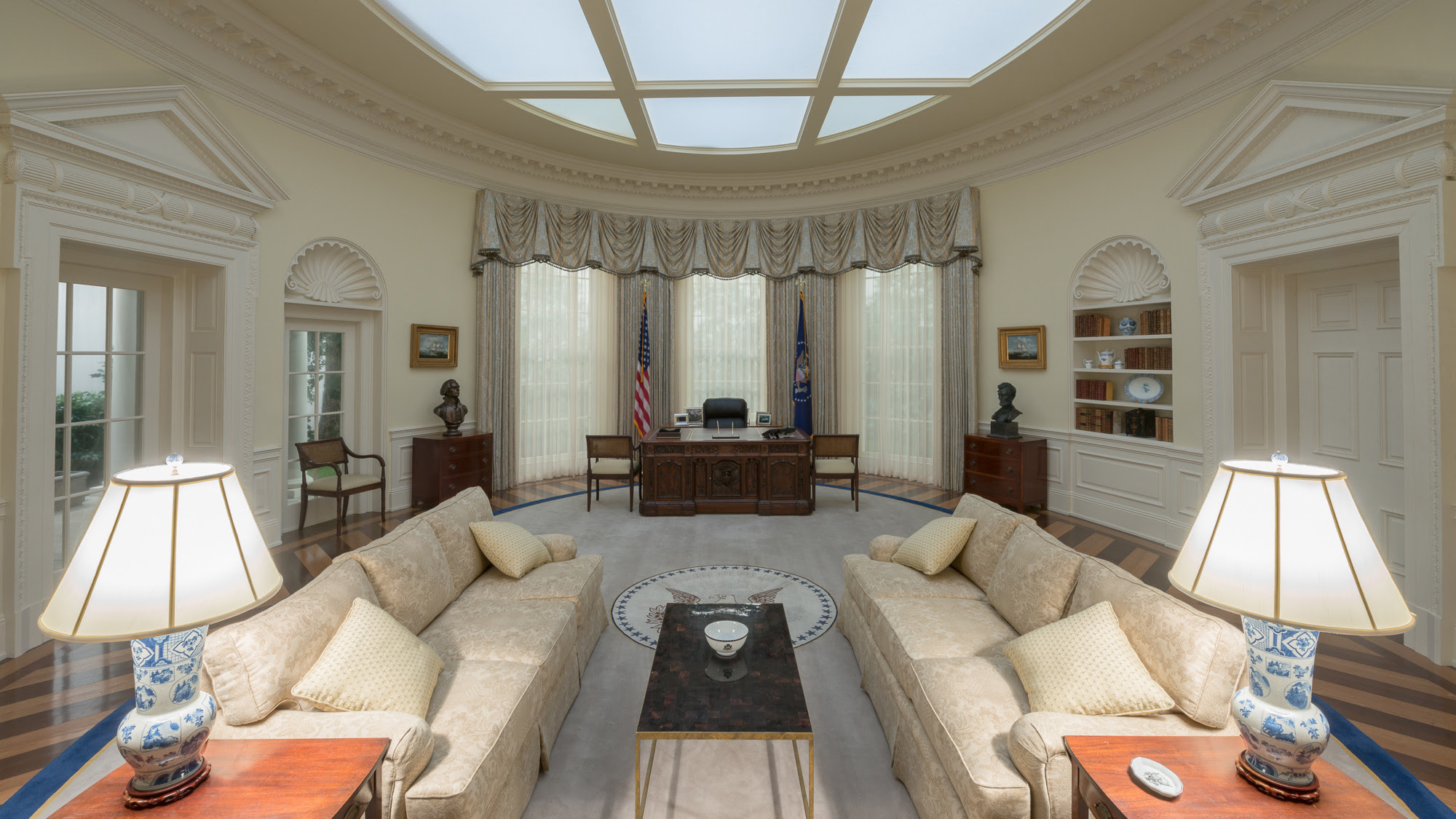 Meet Four From Maryland Who Bring House Of Cards Veep To Life