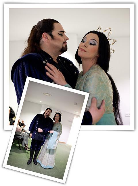 Calaf & Turandot