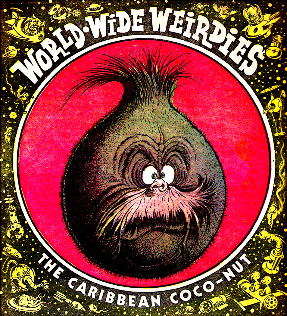Ken Reid - World Wide Weirdies 75