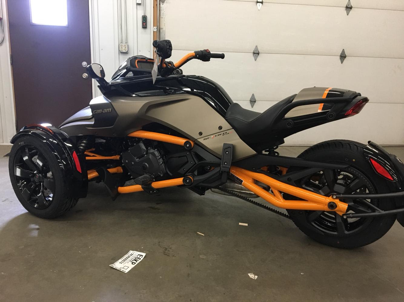 2019 Can Am Spyder F3 S Special Series Se6 For Sale In Mora