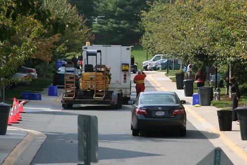 Potomac Gas Leak