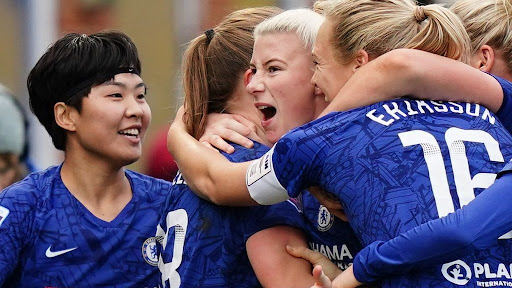 Avatar of Women's Super League fixtures: Chelsea start 2020-21 at Manchester United