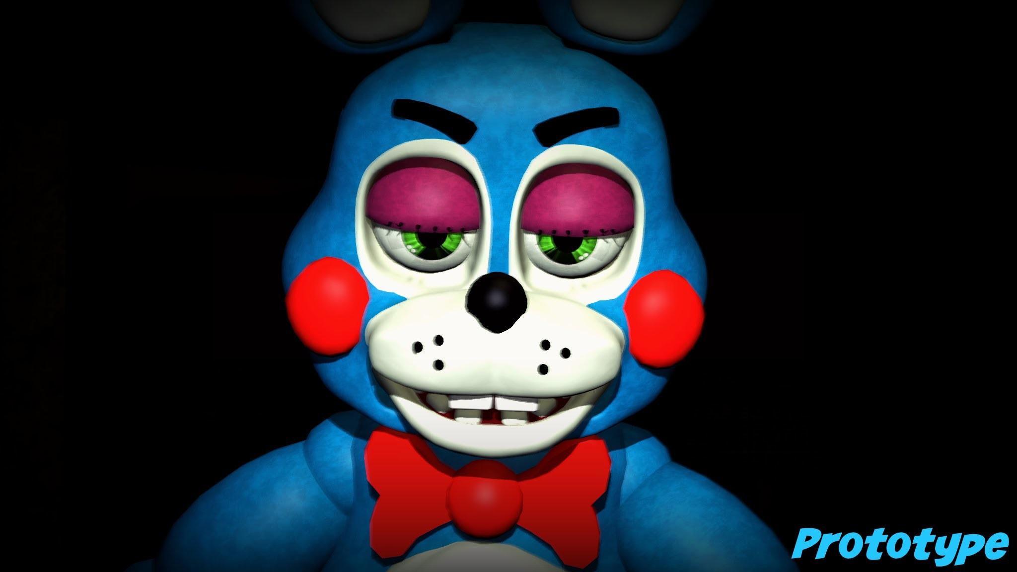 Fnaf Toy Bonnie Wallpaper 90 Images
