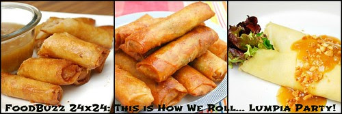 This is How We Roll...Lumpia Party!
