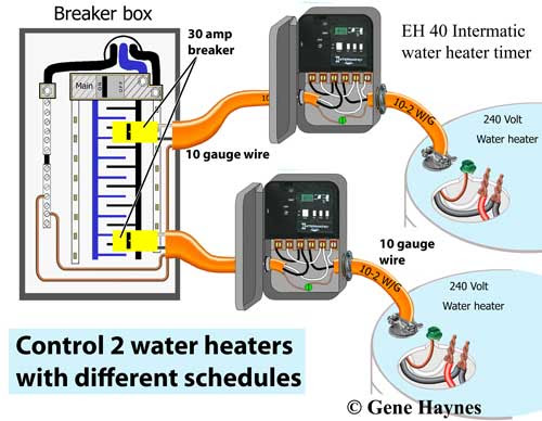 [NRIO_4796]   Intermatic Water Heater Timer Instructions | Wiring Diagram Intermatic T102 |  | bestofwaterheater