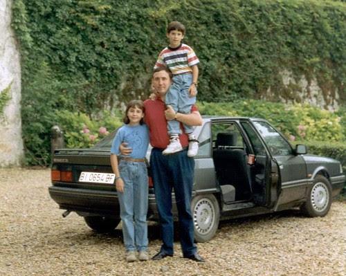 Renault 21 2.0 Automático