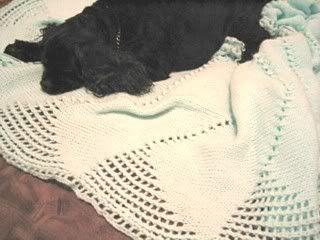 Baby Blanket, UFO